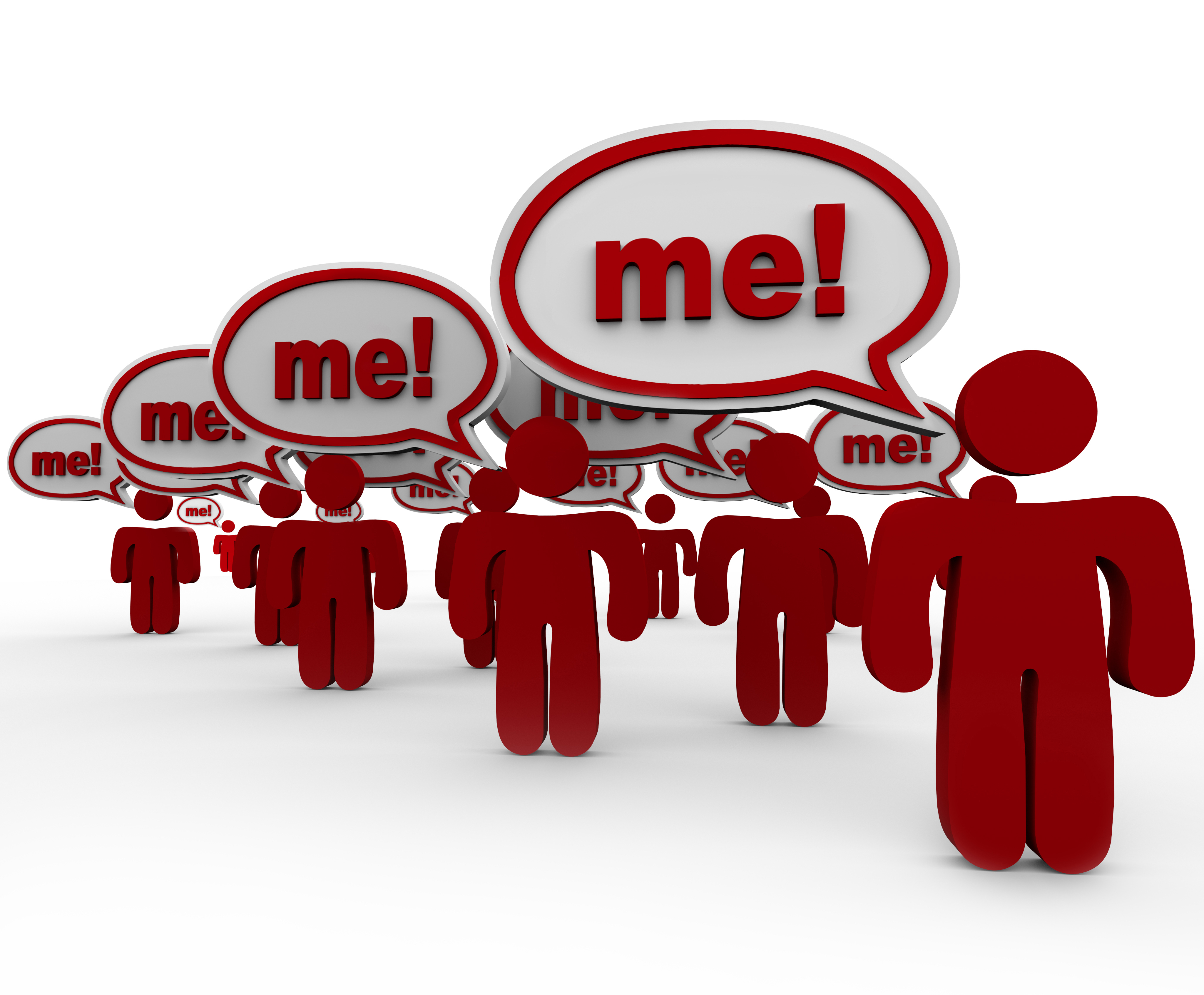 Pick Me Clip Art Group of People